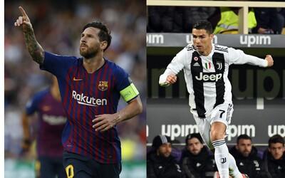 Messi, prijmi výzvu a príď do Talianska, odkazuje mu Cristiano Ronaldo. V Juventuse sa cíti ako medzi rodinou