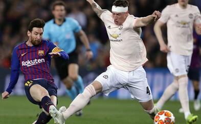 Messi urobil kľučku, dal Fredovi jasličky a De Geu poslal na párky. Sleduj rozprávkové góly z Ligy majstrov