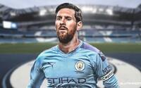 Messimu ponúka Manchester City astronomický plat, ktorý z neho spraví najlepšie plateného športovca s obrovským náskokom