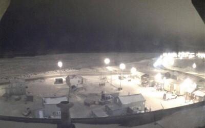 Městečko na Aljašce neuvidí dalších 65 dní slunce. Naposledy zapadlo v neděli, teď přichází polární noc