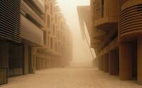 Město budoucnosti za 22 miliard dolarů se začíná plnit lidmi. Masdar sice ovlivnila krize, ale chtějí ho dokončit