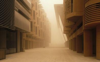 Mesto budúcnosti za 22 miliárd sa začína plniť ľuďmi. Masdar síce ovplyvnila kríza, ale chcú ho dokončiť