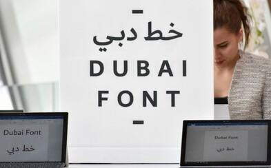 Mesto Dubaj získalo vlastný typ písma od Microsoftu, aby potvrdilo snahu o globálne líderstvo v inováciách