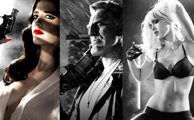 Mesto hriechu sa opäť preberá k životu. Televízny reboot temnej noirovky Sin City nám prinesie nové postavy a spletité zápletky