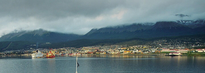 Město na konci světa: Ushuaia ležící v Ohňové zemi je posledním městem, které navštívíte na cestě do Antarktidy