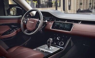 Městská stylovka Evoque od Range Roveru přichází v novém hávu. Zaujme luxusem i vychytávkami
