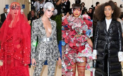 Met Gala 2017: Jaké kousky celebrity ukázaly na nejočekávanějším plese sezony?