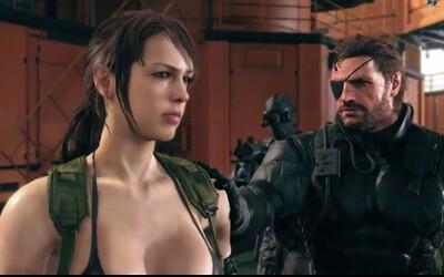 Metal Gear Solid V: The Phantom Pain a hororový Bloodborne s novými trailermi a gameplaymi