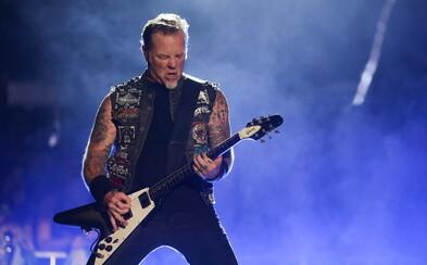 Metallica v Praze opět zahrála Jožina z Bažin. Koncertu přihlíželo 70 tisíc fanoušků