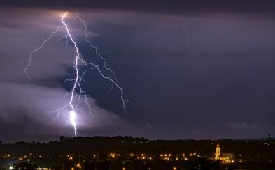Meteorologové varují: Česko v pátek zasáhnou vedra i intenzivní bouřky