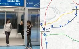 Metro D nejspíš pojede přes Žižkov do Vysočan. Co všechno víme o nové trase a jak bude vypadat?