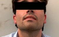 Mexická polícia zajala syna El Chapa, po prestrelke ho ale radšej zase pustila