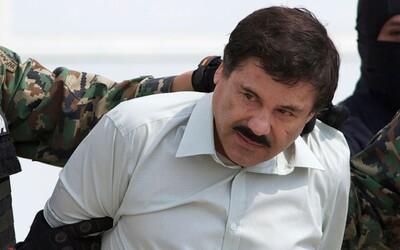 Mexický narkobaron se 100 tisíc životy na svědomí utekl z vězení. Podruhé