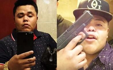 Mexický youtuber se vysmál šéfovi kartelu, za pár dní ho našli zastřeleného. Po 15 kulkách neměl šanci přežít