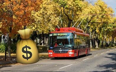 MHD s vodičákom zadarmo a lacnejšie vlaky. Auto tento týždeň nechaj doma