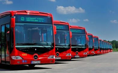 MHD v Bratislave bude týždeň zadarmo, stačí mať pri sebe vodičský preukaz