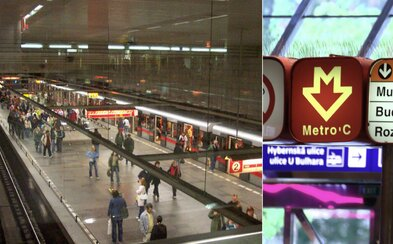MHD v Prahe bude pre študentov za 4 centy denne. Metro začne cez víkendy jazdiť častejšie