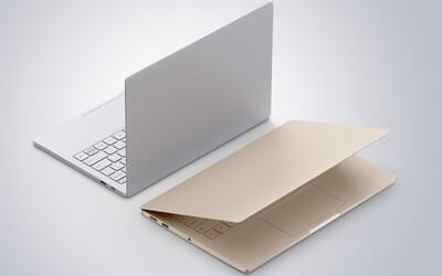Mi Notebook Air je první laptop od Xiaomi. Čínská novinka má nejen povědomý název, ale i samotný design