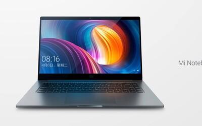 Mi Notebook Pro od Xiaomi je určený pre náročnejších. Novinka má slušné špecifikácie a minimalistický dizajn