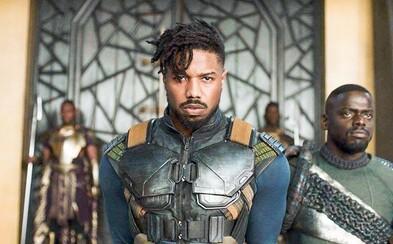Michael B. Jordan by se rád vrátil. Stane se z něj v pokračování nový Black Panther?