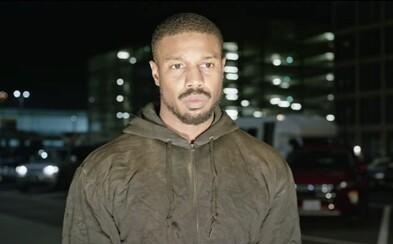 Michael B. Jordan je akční hrdina od Toma Clancyho, který zabíjí teroristy a vyšetřuje vraždu své ženy