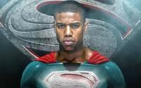Michael B. Jordan si zahrá černošského Supermana. Seriál na HBO sa zameria na Val-Zoda