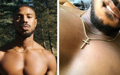 Michael B. Jordan si zakládá OnlyFans. Chce vysbírat peníze na podporu školy pro barbery