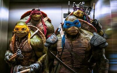Michael Bay plánuje znova zrebootovať Ninja korytnačky. Momentálne sa už pracuje na scenári