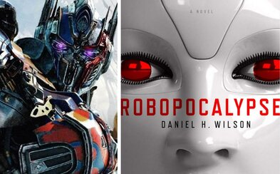 Michael Bay zrežíruje futuristické sci-fi Robopocalypse o umelej inteligencii, ktorá sa snaží vyhladiť ľudstvo