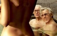 Michael Caine uvažuje o odchode do dôchodku v dráme Paola Sorrentina
