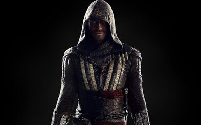 Michael Fassbender je assassin na prvej fotke k Assassin's Creed