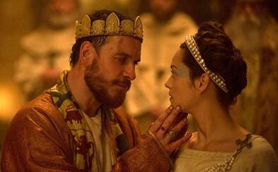 Michael Fassbender nás dramaticky pripravuje na svojho Macbetha