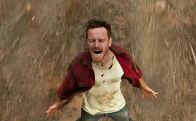 Michael Fassbender nebol nadšený svojim výkonom v X-Men a taktiež skoro vycúval z role Steva Jobsa