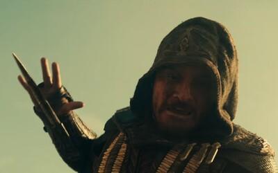 Michael Fassbender předvádí v akčním traileru pro Assassin's Creed neuvěřitelné bojové kreace