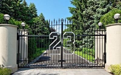 Michael Jordan se nedokáže zbavit své monumentální rezidence ani po snížení ceny o 50 procent