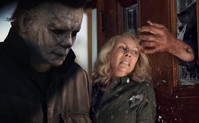Michael Myers sa vracia na prvých obrázkoch z očakávaného pokračovania hororu Halloween