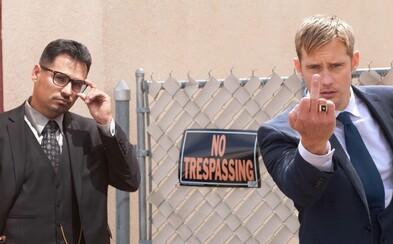 Michael Peña a Tarzan vyhlásili čoby večne nafetovaní skorumpovaní policajti vojnu všetkým zločincom