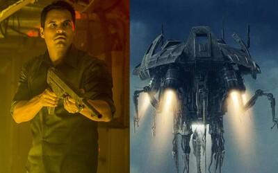 Michael Peña máva vidiny o mimozemskej invázii. Vážne ich začne brať až vtedy, keď UFO dorazí na Zem a začne zabíjať miliardy ľudí