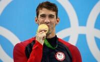 Michael Phelps si ide svoje. Ďalším triumfom prekonal rekord starý 2168 rokov