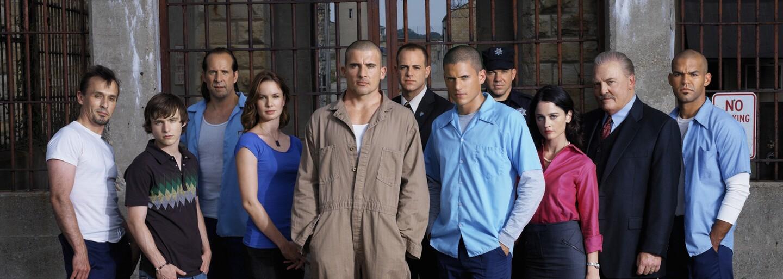 Michael Scofield a Lincoln Burrows hlásia návrat do seriálu Prison Break
