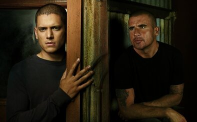 Michael Scofield a Lincoln Burrows hlásia návrat do seriálu Prison Break