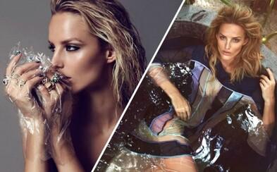 Michaela Kocianová: Najžiadanejšia slovenská topmodelka, ktorej krásu a módny vkus si zamilujete