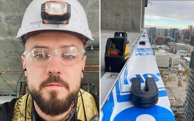 Michal odišiel z bratislavského korporátu inštalovať okná na mrakodrapoch v Kanade: Tvrdú drinu si tu vážia oveľa viac (Rozhovor)