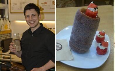 Michal prerazil v Kórei s výnimočnou cukrárňou. Pečie chutné trdelníky, zviditeľňuje Slovensko v Ázii a má veľkolepé plány (Rozhovor)