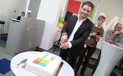Microsoft je na Slovensku s nami už dve desaťročia. Nedávno oslávil 20 rokov SKvelých vecí