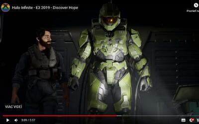 Microsoft odhalil na E3 nový Xbox, Gears 5 nebo next-gen Halo. Nevyužil však šance sesadit z trůnu PS4 a Sony