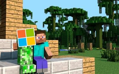 Microsoft odkoupil společnost stojící za Minecraftem. Co to pro hráče znamená?