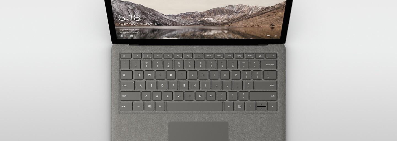 Microsoft predstavil nový Surface Laptop. Takmer 15-hodinová výdrž tromfne každý Macbook