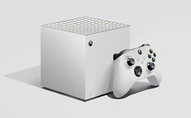 Microsoft ukáže i výrazně levnější Xbox Series S. I ten by mohl být výkonnější než PlayStation 5