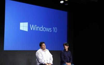 Microsoft uviedol Windows 10, upgrade bude zadarmo